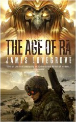 The Age Of Ra by James Lovegrove