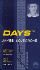 Days by James Lovegrove