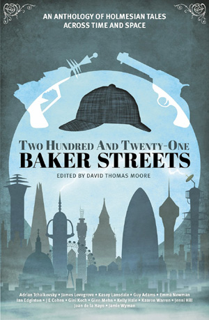 Two Hundred and Twenty-One Baker Streets anthology, Solaris Books, 2014