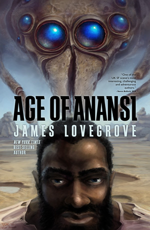 Age of Anansi - Solaris Books, 2013