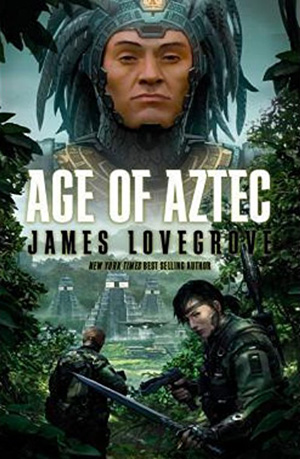 Age of Aztec - Solaris Books, March 2012