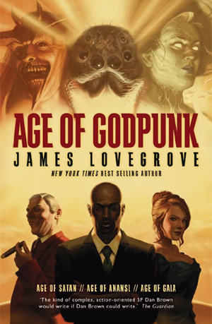 Age of Godpunk - Solaris Books, Sept 2013
