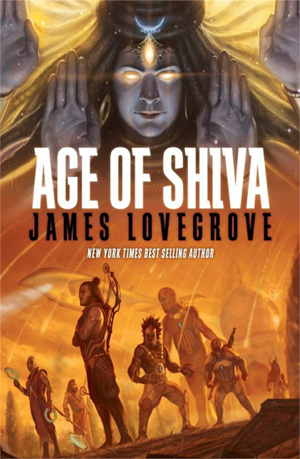 Age of Shiva - Solaris Books, April 2014