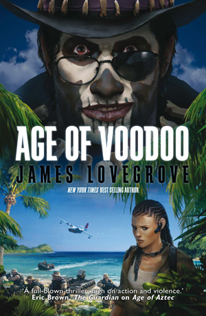 Age of Voodoo - Solaris Books, Feb 2013