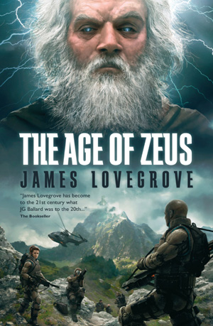 Age of Zeus - Solaris Books, March 2010
