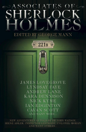 Associates of Sherlock Holmes anthology, Titan Books, 2016