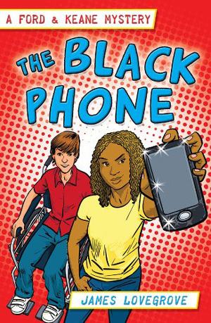 The Black Phone by James Lovegrove, A&C Black, 2012