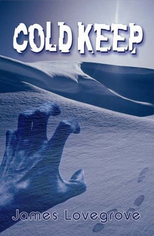 Cold Keep by James Lovegrove, Barrington Stoke, 2006