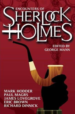Encounters of Sherlock Holmes anthology, Titan Books