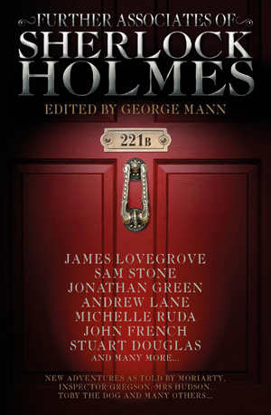 Further Associates of Sherlock Holmes anthology, Titan Books, 2017