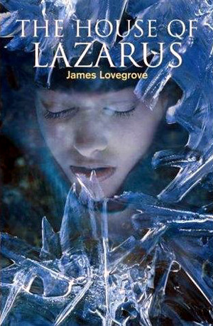 The House of Lazarus by James Lovegrove, Barrington Stoke 2003