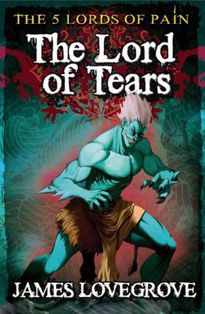 The Lord of Tears by James Lovegrove, Barrington Stoke 2010