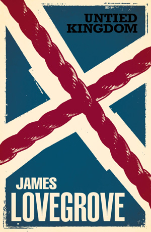 Untied Kingdom by James Lovegrove, Solaris Books edition